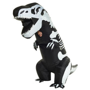 Morph Skeleton T Rex Inflatable Adul Costume