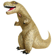T Rex Inflatable Adult Costume Ii