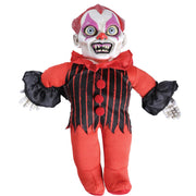 Morris Clown Haunted Doll