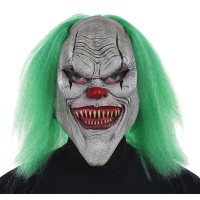 Mario Chiodo Evil Clown Mask