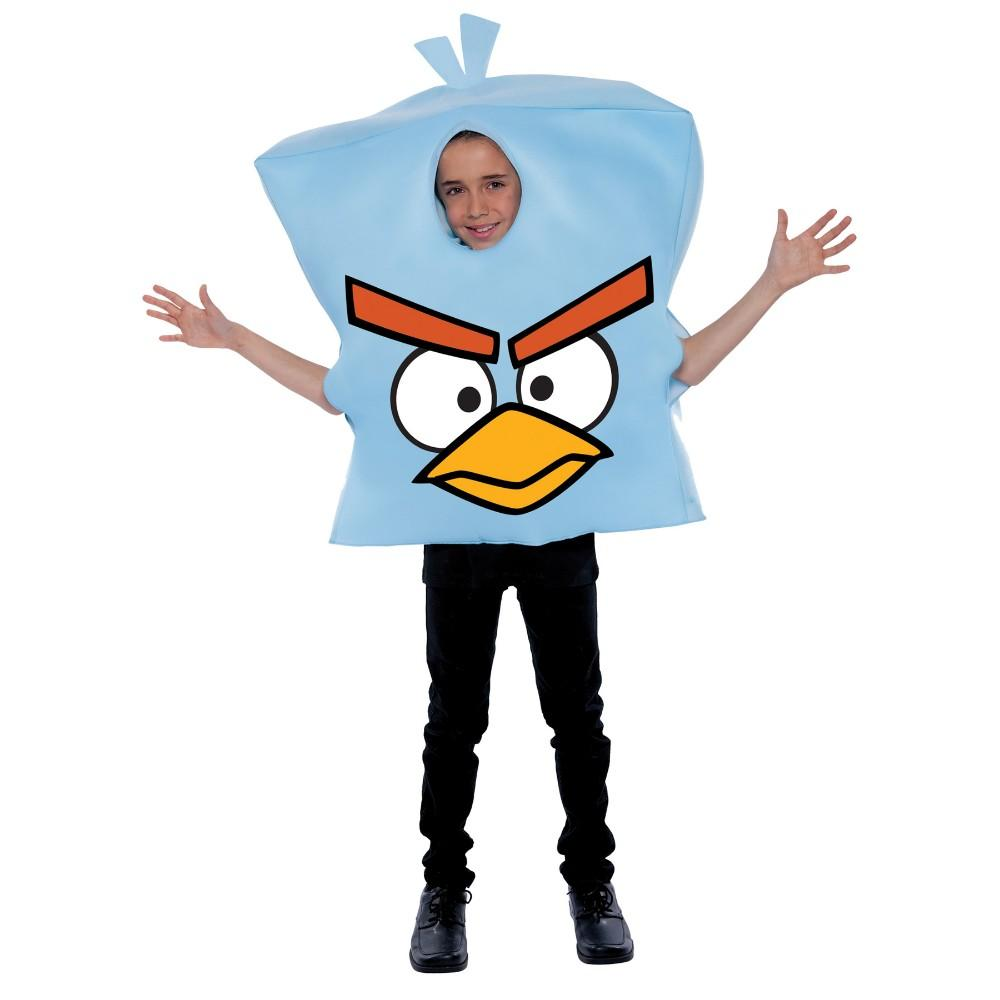 Paper Magic Angry Birds Space Ice Child Costume