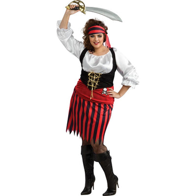 Rubies Pirate Adult Woman Costume