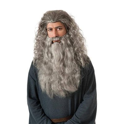 Rubies Gandalf Wig Beard Kit