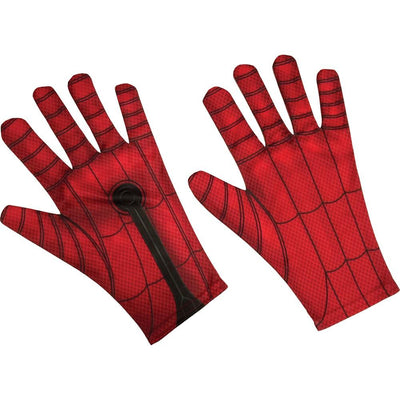 Rubies Spiderman Adult Gloves