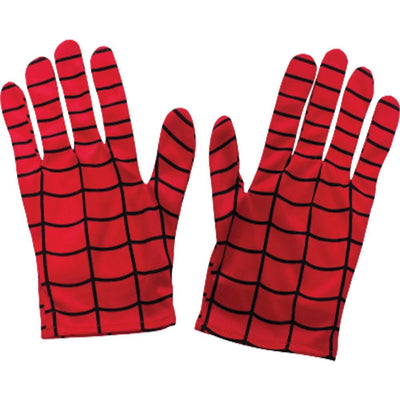 Marvel Rubies Men Spiderman Adult Gloves