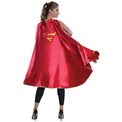 Rubies Rubies Women Dc Supergirl Adult Cape