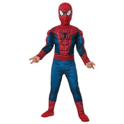 Boys Spiderman Child Fancy Dress Party Costume