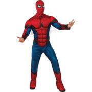 Spiderman Padded Adult Costume