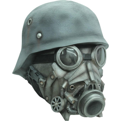 Ghoulish Productions Chemical Warfare Ad Latex Mask