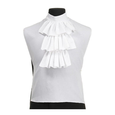 Underwraps Jabot Shirt Front Adult Costume