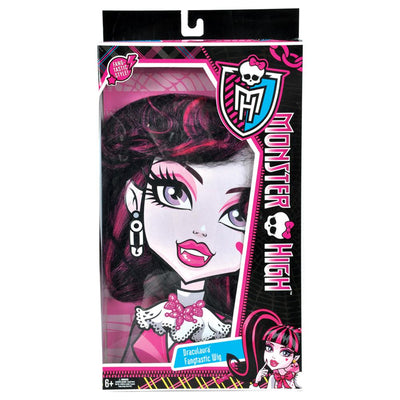 Monster High Mh Draculaura Wig Child