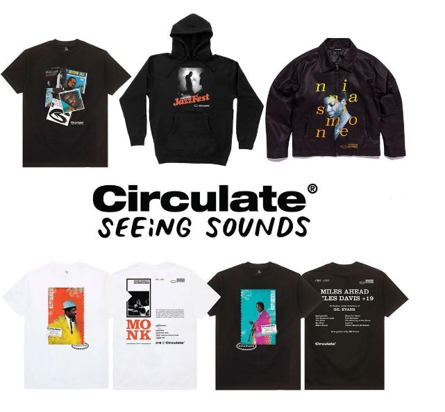 Seeing Sounds Quick Strike collection via Hypebeast