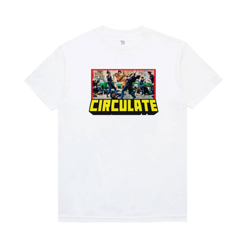 Box Office T-Shirt Scene 2 - White