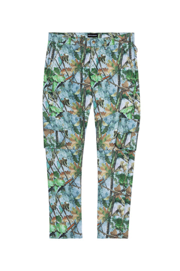 CITY CARGO PANTS - TREE CAMO