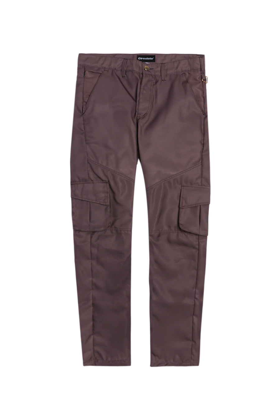 CITY CARGO PANTS - BROWN