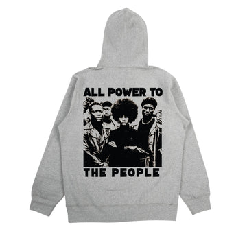 Power Hoodie - Heather