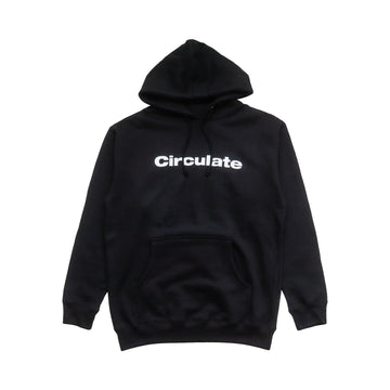 Corporate Block Hoodie - Circulate Worldwide