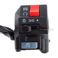 7/8 inch Motorcycle Handlebar Turn Signal Switch And Headlight Controller