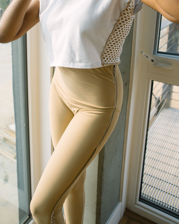 Laurent Stirrup Leggings