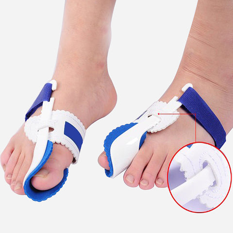 Bunion Device for Hallux Valgus; Orthopedic Braces for Toe Correction; Night Foot Care Corrector