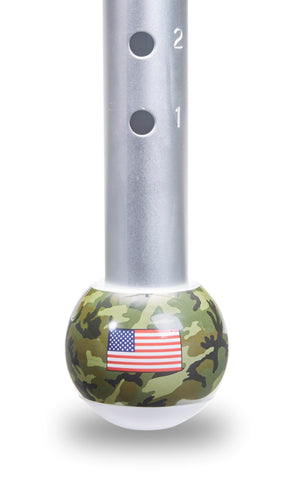 """Cam"" Camo USA Walker Glide - Set of 2"