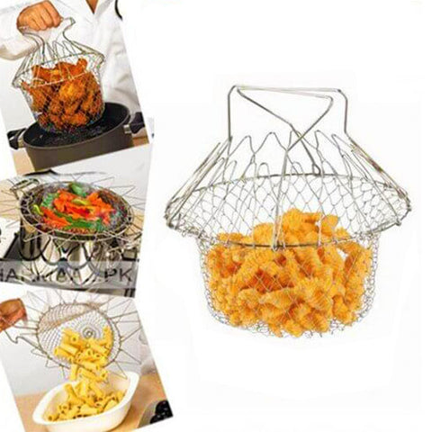 Magic Kitchen Chef Basket Colander (BUY 1 TAKE 1 FREE) – Shop and ...