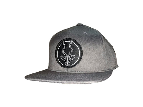 Charcoal Brand Addax Snap Back