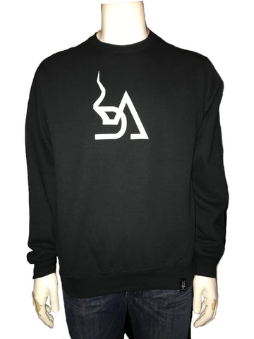 BA Crew Neck Sweater