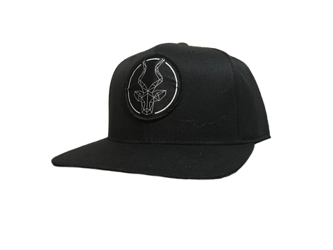 Black Brand Addax Snap Back