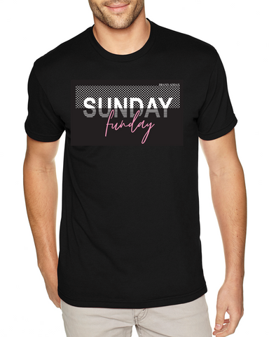 Men's Brand Addax Sunday Funday T-Shirt