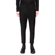 Slim Tailored Trousers by 22/4 Hommes