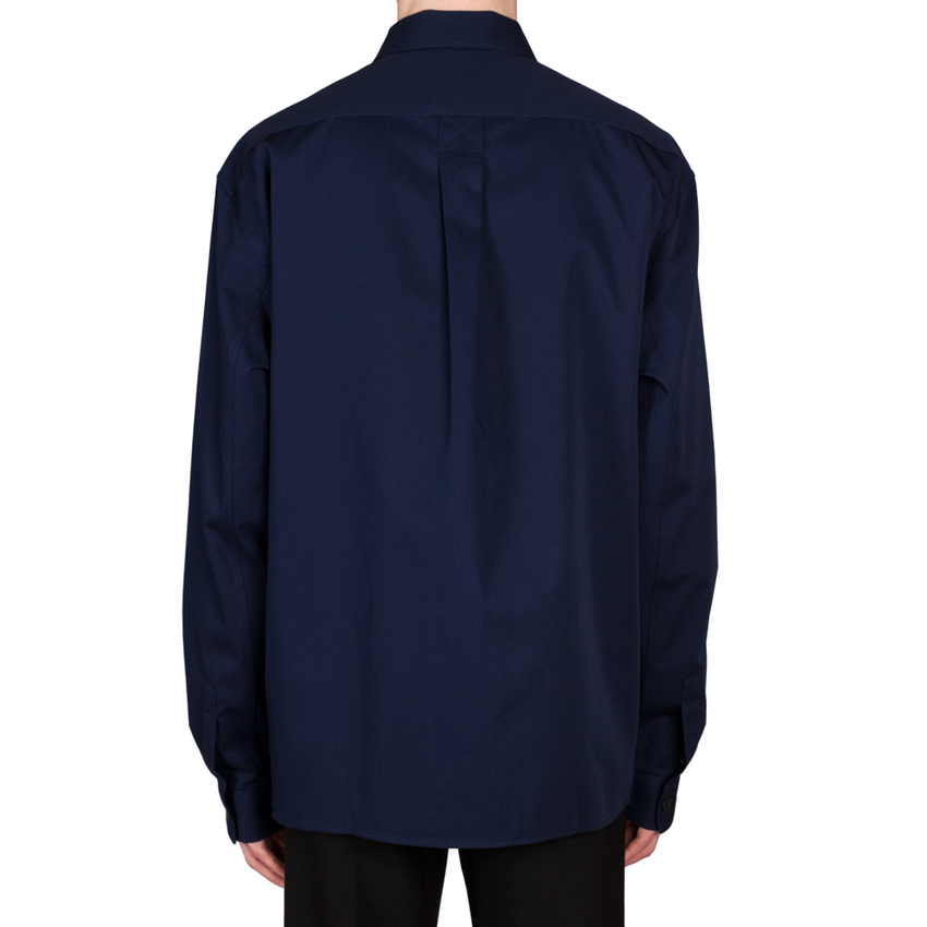 4-Pockets Overshirt