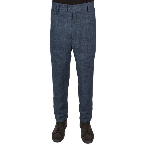 Linen 5-Pocket Trousers
