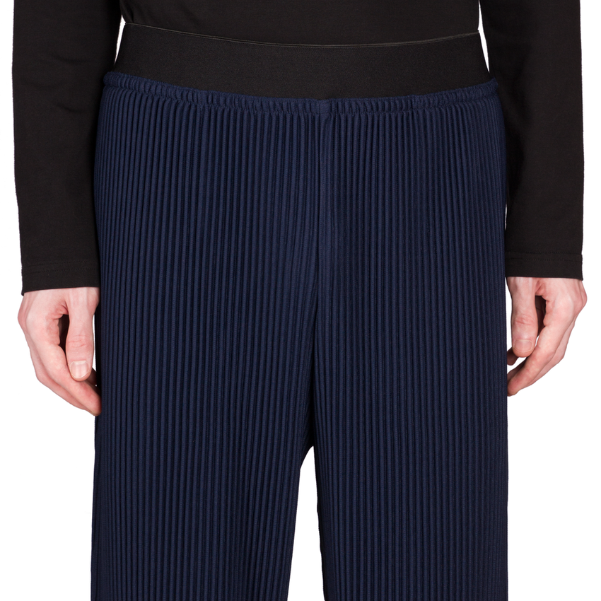 Pleated Jogger Trousers