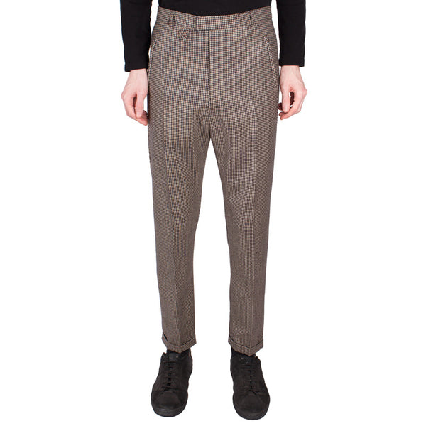 Slim Trousers (Houndstooth)