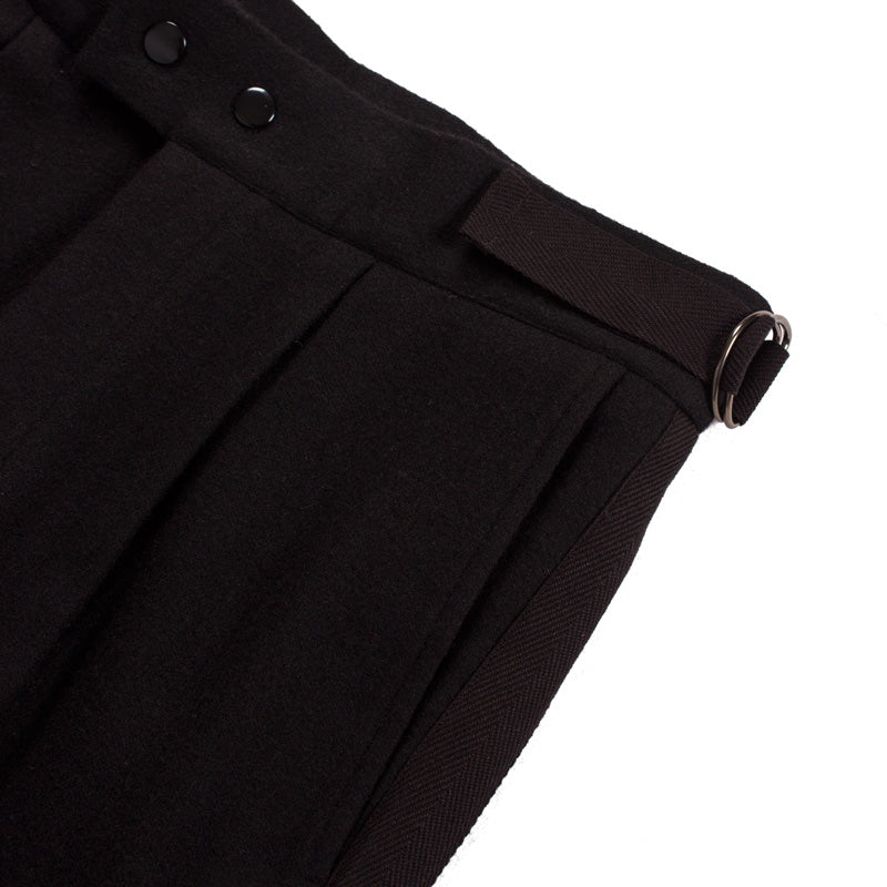 Strap Tailored Trousers