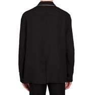 French Work Jacket (Black)