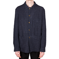 French Work Jacket (Indigo)