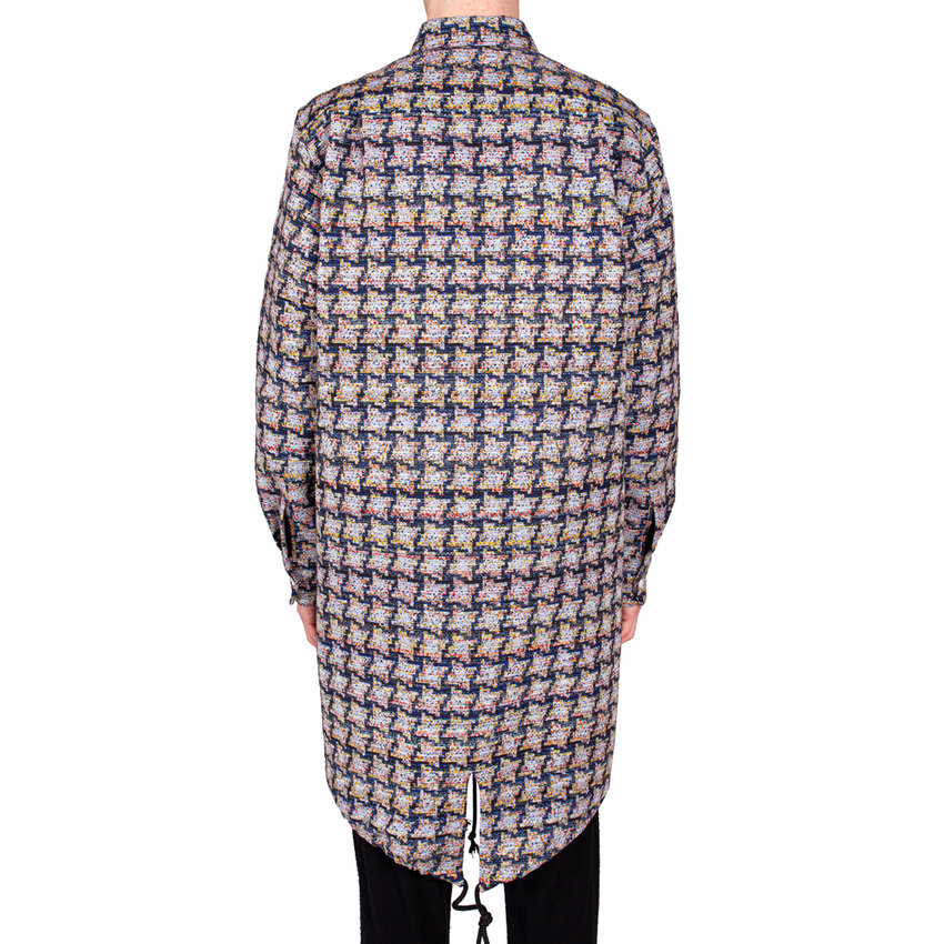Jacquard Shirt-Jacket by House Of The...