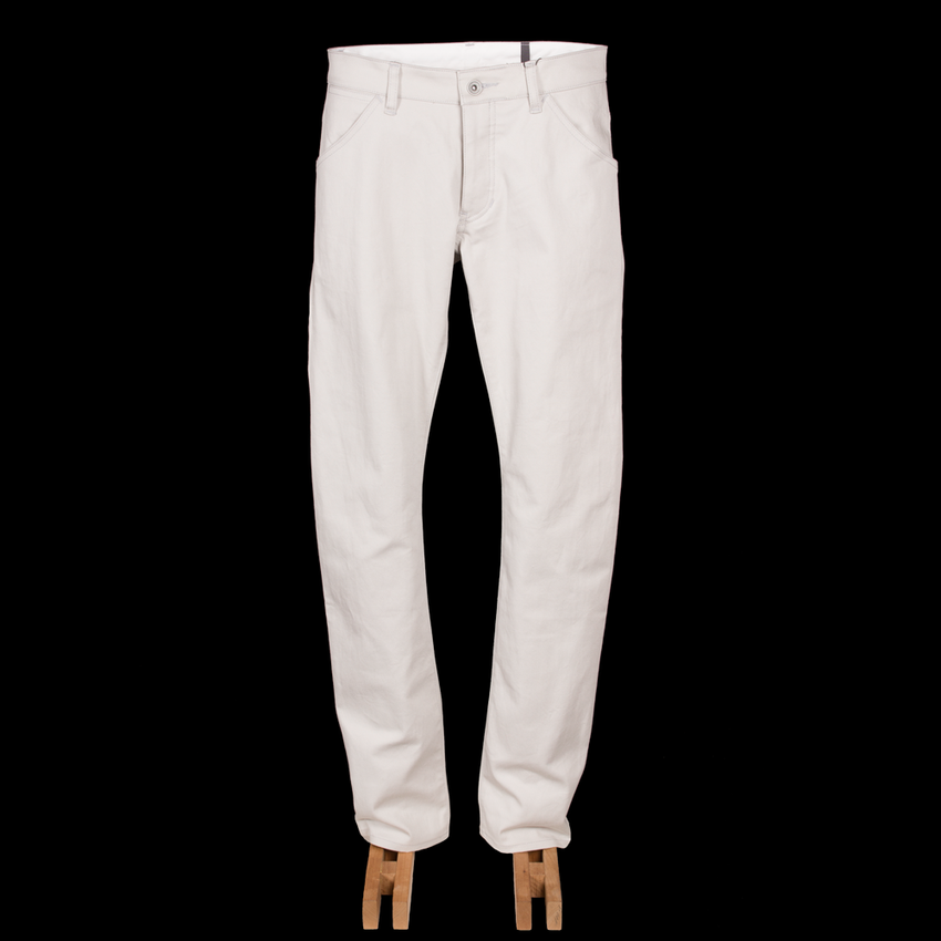 Jean-Style Trousers