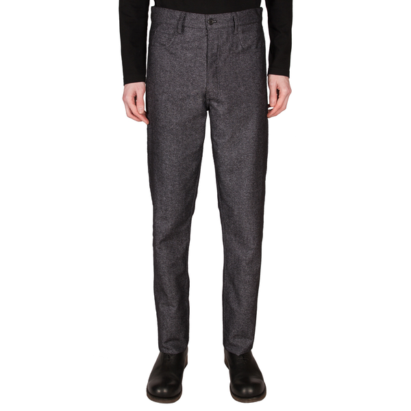 Tailored 5-Pocket Trousers
