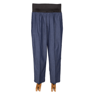 Smoking Trousers (Chambray)