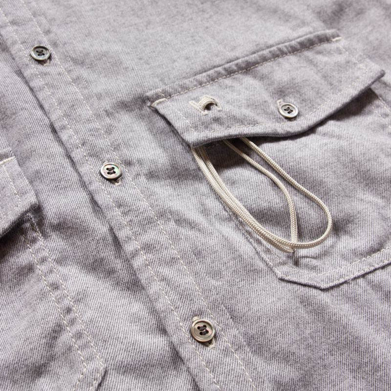 Rugged Shirt by And Wander