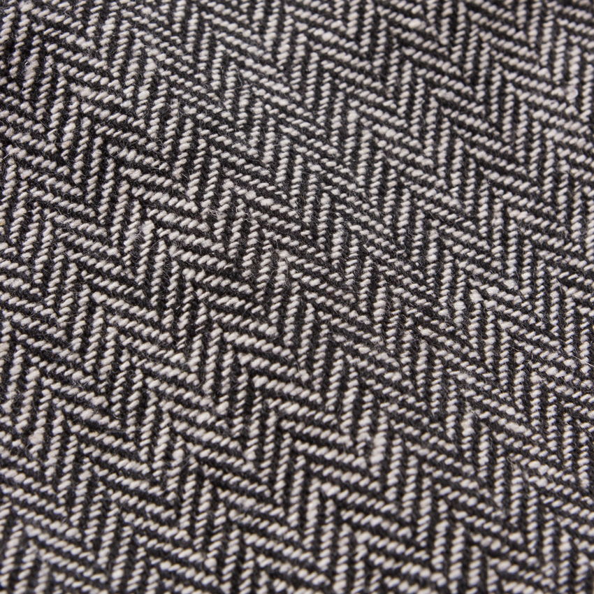 Elastic Trousers (Herringbone)