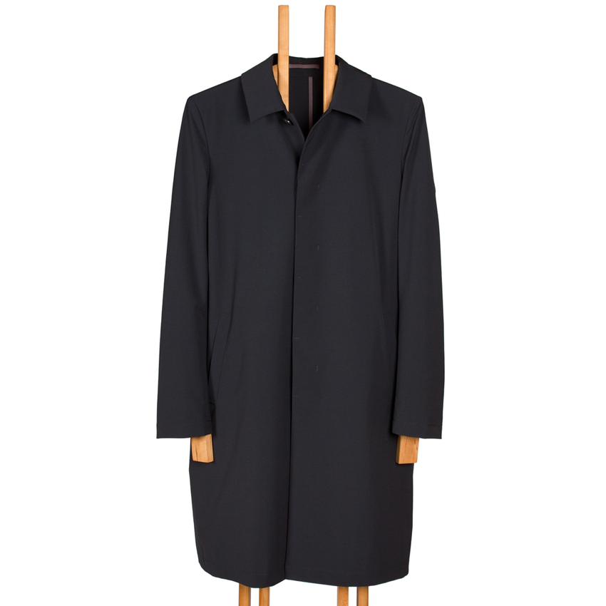 Water Repellent Mac Coat