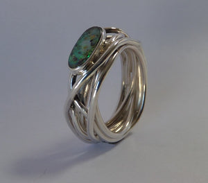 Carlton Jamon Opal Ring