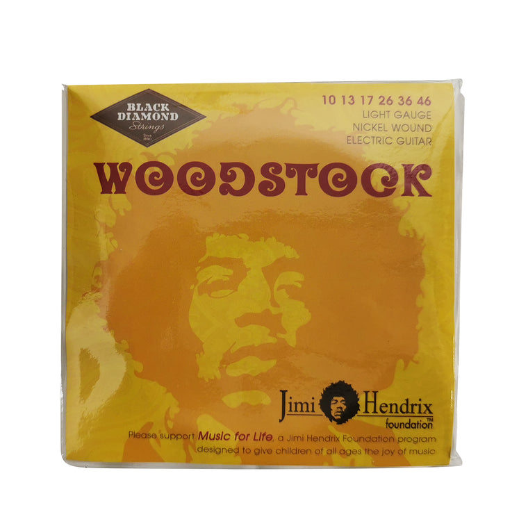 Black Diamond - Jimi Hendrix Electric Strings - 10 - 46