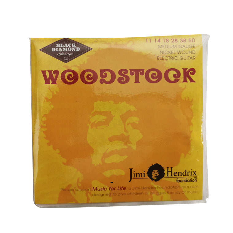 Black Diamond - Jimi Hendrix Electric Strings - 11 - 50