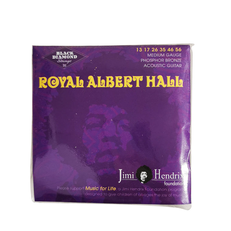 Black Diamond - Jimi Hendrix Acoustic Strings - 13 - 56