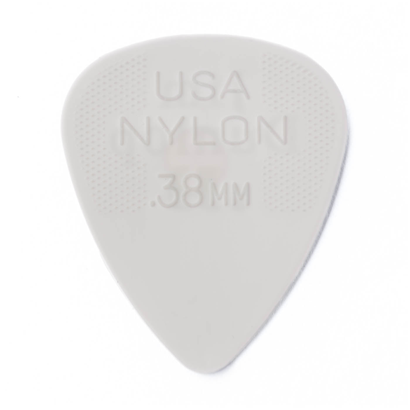 Dunlop Nylon Standard Guitar Pick .38mm